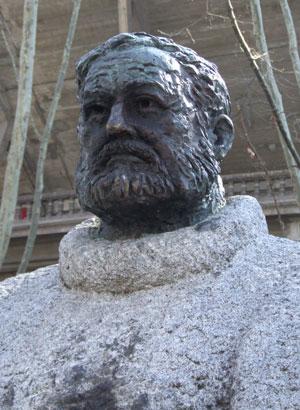 Pamplona-Hemingway