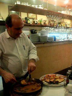 Restaurant Zarzuela 1