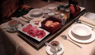Very Expensive Breakfast
